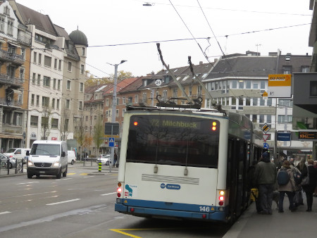 Large battery systems from Baden for public transport